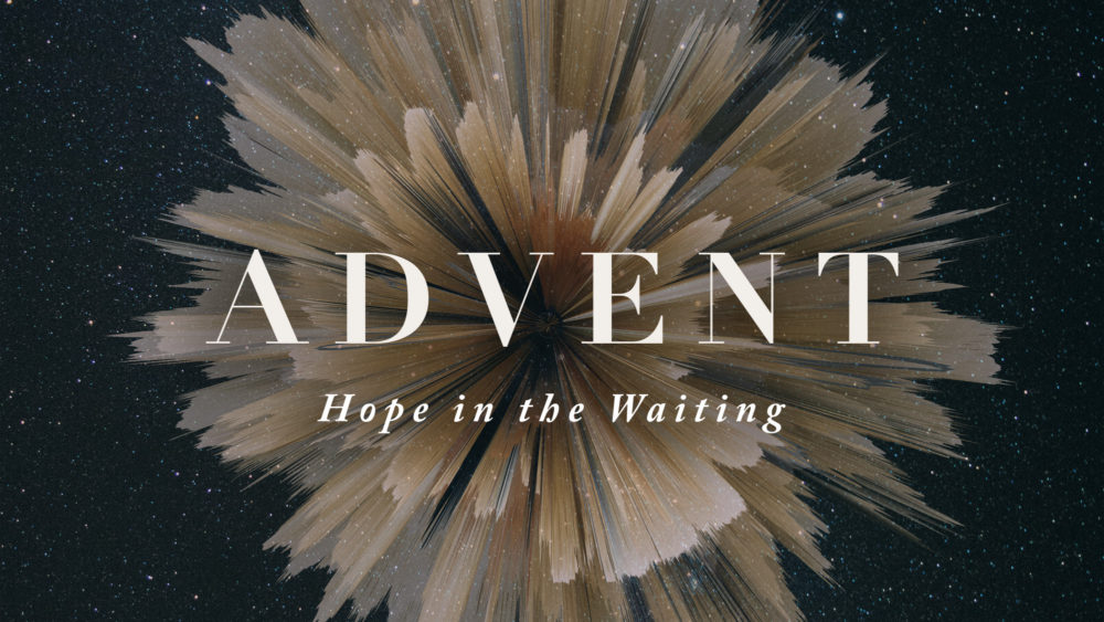 Advent 2020: Hope in the Waiting